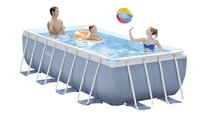 Intex zwembad Prism Frame Pool 4 x 2 m-Afbeelding 2