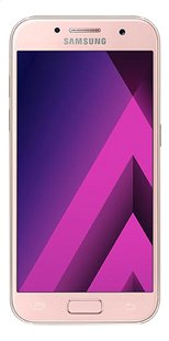 Samsung smartphone Galaxy A3 2017 Peach Cloud