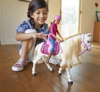 Barbie set de jeu Dreamhorse-Image 4