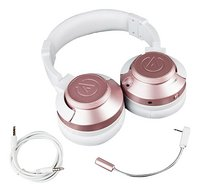 Power A casque-micro Fusion wired rosegold-Avant