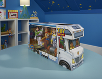 Speelset Toy Story RV Friends 6 pack-Afbeelding 1