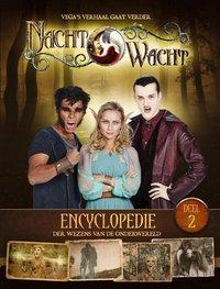 Nachtwacht: Encyclopedie der wezens van de onderwereld deel 2