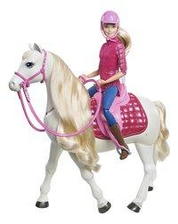 Barbie set de jeu Dreamhorse-Côté droit
