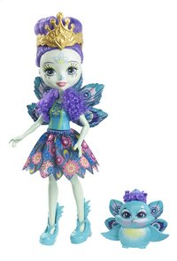 Enchantimals figurine Patter Paon