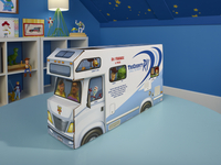 Speelset Toy Story RV Friends 6 pack-Afbeelding 3