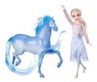 Disney La Reine des Neiges II poupée Elsa & the Nokk-commercieel beeld