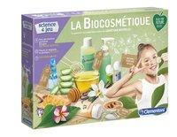 Clementoni Science & Jeu Play For Future - La Biocosmétique-Côté gauche