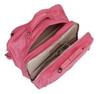 Kipling trolley-boekentas Clas Dallin Carmine Pink 42,5 cm-Artikeldetail