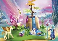 Playmobil Fairies 9135 Betoverde weide met feeënbaby's-Afbeelding 1