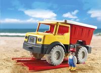 PLAYMOBIL Sand 9142 Kiepwagen met emmer-Afbeelding 1