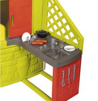 Smoby uitbreiding voor speelhuisjes Neo Jura Lodge, My Neo House en Chef House - Keuken-commercieel beeld