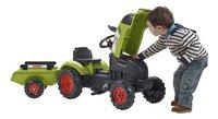 Falk tracteur Claas Arion 410 avec remorque-Image 2