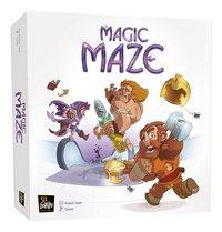 Magic Maze-Côté gauche
