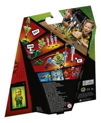 LEGO Ninjago 70681 Spinjitzu Slam - Lloyd-Achteraanzicht