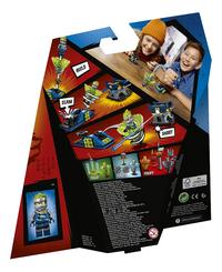 LEGO Ninjago 70682 Spinjitzu Slam - Jay-Achteraanzicht