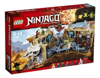 LEGO Ninjago 70596 La grotte du Samouraï X