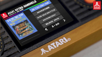 Atari console Retro portable avec 50 jeux-Image 1