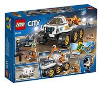LEGO City 60225 Testrit Rover-Achteraanzicht