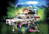 PLAYMOBIL Ghostbusters 70170 Ecto-1A-Image 1