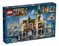 LEGO Harry Potter 76389 La Chambre des Secrets de Poudlard-Arrière