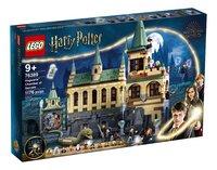 LEGO Harry Potter 76389 La Chambre des Secrets de Poudlard-Côté gauche