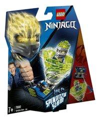 LEGO Ninjago 70682 Spinjitzu Slam - Jay-Linkerzijde