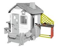 Smoby uitbreiding voor speelhuisjes Neo Jura Lodge, My Neo House en Chef House - Keuken-Rechterzijde