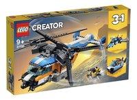LEGO Creator 3-in-1 31096 Dubbel-rotor helikopter-Linkerzijde