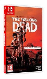 Nintendo Switch The Walking Dead The Telltale Series - Final Season NL/ENG-Linkerzijde