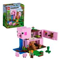 LEGO Minecraft 21170 Het varkenshuis-Artikeldetail