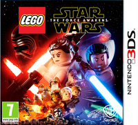 Nintendo 3DS LEGO Star Wars: The Force Awakens ANG
