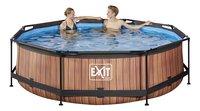 EXIT zwembad Wood Ø 3 m-Afbeelding 2