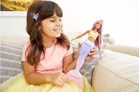 Barbie mannequinpop Dreamtopia Zeemeermin met regenboogstaart-Afbeelding 1