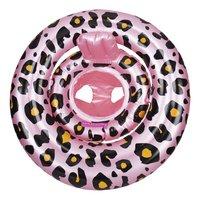 Swim Essentials Zwemband Goud Panterprint-Bovenaanzicht