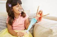 Barbie poupée mannequin  Dreamtopia Sirène avec queue verte-Image 1