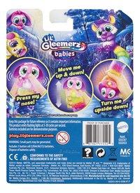 Interactieve figuur Lil' Gleemerz Babies Purple-Achteraanzicht