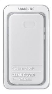 Samsung cover Clear Galaxy A5 2017 transparant