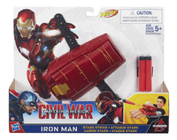 Speelset Captain America: Civil War Mission Gear Iron Man Stark Strike-Vooraanzicht
