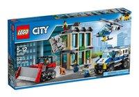 LEGO City 60140 Bulldozer inbraak