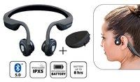 Lenco casque Bluetooth à conduction osseuse BCH-1000-Détail de l'article