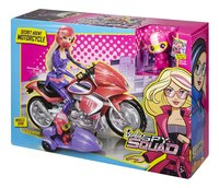 Barbie moto Spy Squad Motorcycle-Côté droit