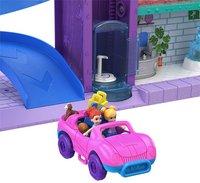 Mattel Speelset Polly Pocket Polyville Mega Mall Super Pack-Onderkant