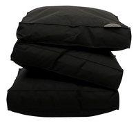 Pouf pliable Outdoor Fold noir-Avant