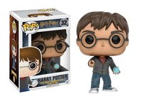 Funko Figurine Harry Potter Pop! Harry avec prophétie