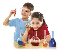 Clementoni Het grote scheikundelab 300 experimenten-Afbeelding 1