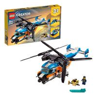 LEGO Creator 3-in-1 31096 Dubbel-rotor helikopter-Artikeldetail