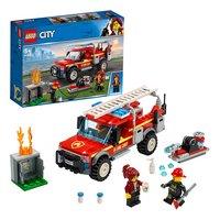 LEGO City 60231 Reddingswagen van brandweercommandant-Artikeldetail