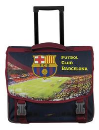Cartable à roulettes FC Barcelona 41 cm