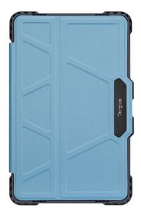 Targus foliocover Pro-Tek Rotating pour Samsung Galaxy Tab A 10.5/ bleu clair-Avant