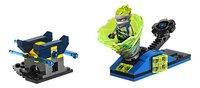 LEGO Ninjago 70682 Spinjitzu Slam - Jay-Vooraanzicht